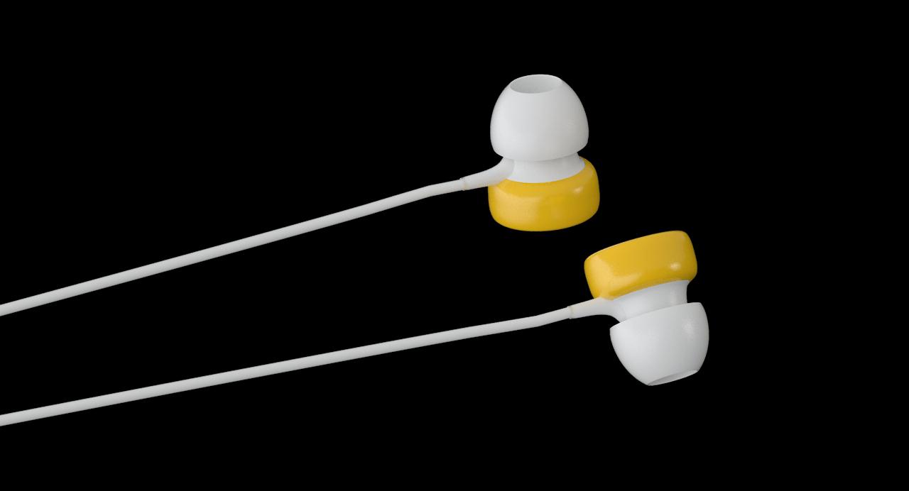 auriculares personalizadosbutton impresión digital a todo color