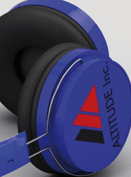 Auriculares Personalizados Flip