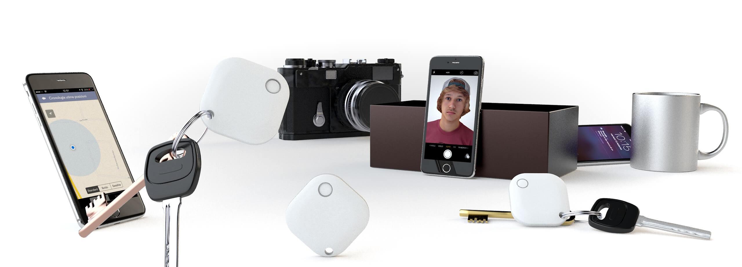 Localizadores GPS llaves y móvil Personalizados Publicitarios promocionales