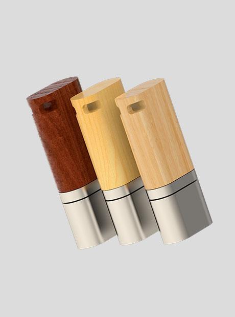 Pendrive Personalizado Wood