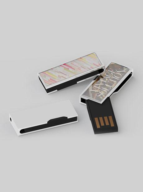 Pendrive Personalizado Holograma (chip COB)