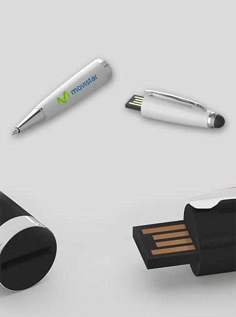 Pendrive Personalizado Pen