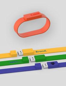 Pendrive Personalizado Elastic (pulsera)