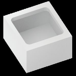 caja envase altavoz incluido ovni