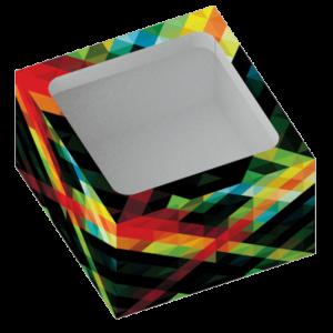 caja envase altavoz personalizado ovni