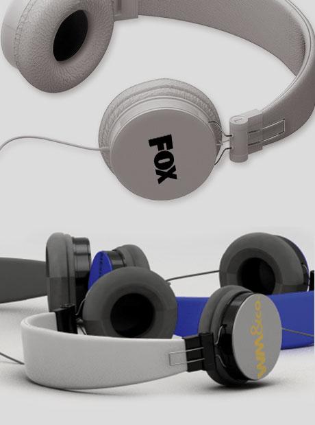 Auriculares Personalizados Cascos Fold
