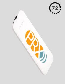 Power Bank Personalizado Thin 72h Cargadores impresos Publicitarios