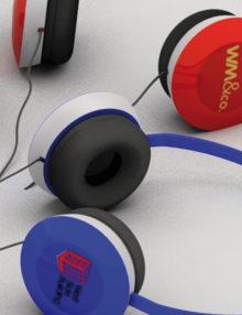 Auriculares Personalizados Cascos Band